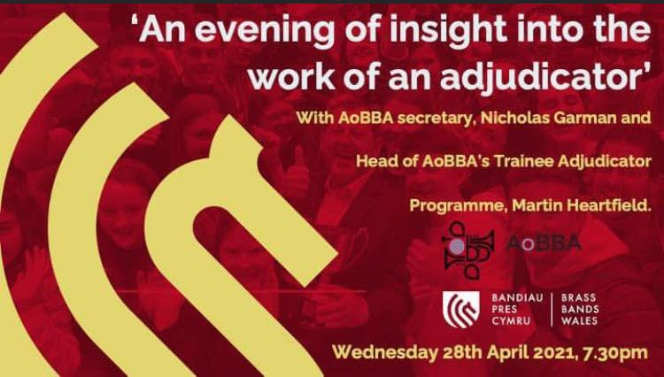 'An Evening of Insight into the work of an Adjudicator'
